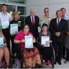 Inclusive Community Champion Award Winners