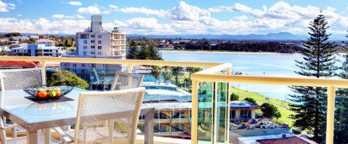 Northpoint Apartments Wheelchair Friendly Accommodation