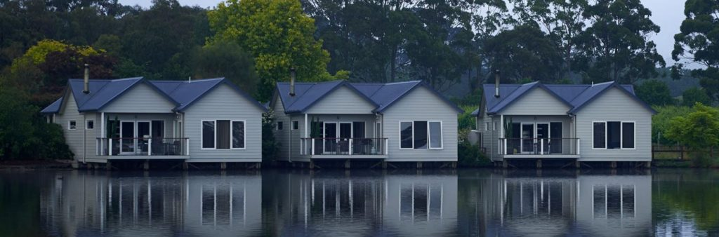 Image of Lakeside Villas accessible accommodation Mornington Peninsula